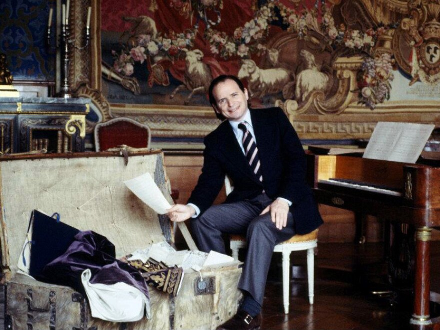 Byron Janis discovered rare manuscripts of two Chopin waltzes at the Chateau Thoiry in France in 1967.