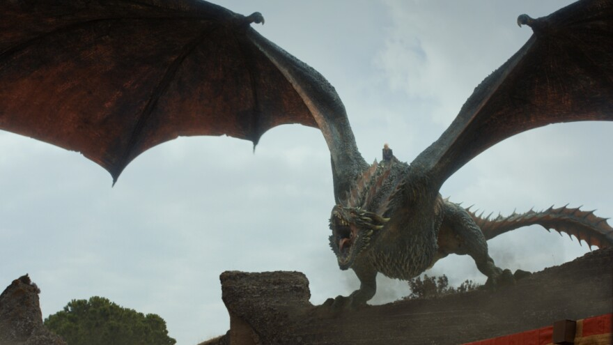Where are my dragons? Get your fix with these five fire-breathing reads.