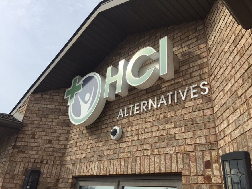 HCI Alternatives in Collinsville is one of 53 medical cannabis dispensaries licensed by the State of Illinois