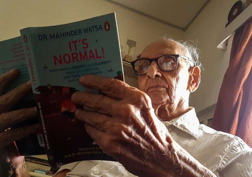 For the past 60 years, Dr. Mahinder Watsa, a Mumbai OB-GYN, has been writing a sex column for the local media. He gets about 100 letters a day. The writers range from teenage girls to men in their 70s.