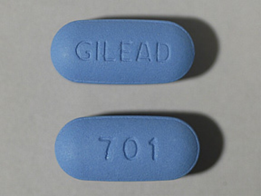 Truvada is made by pharmaceutical company Gilead.