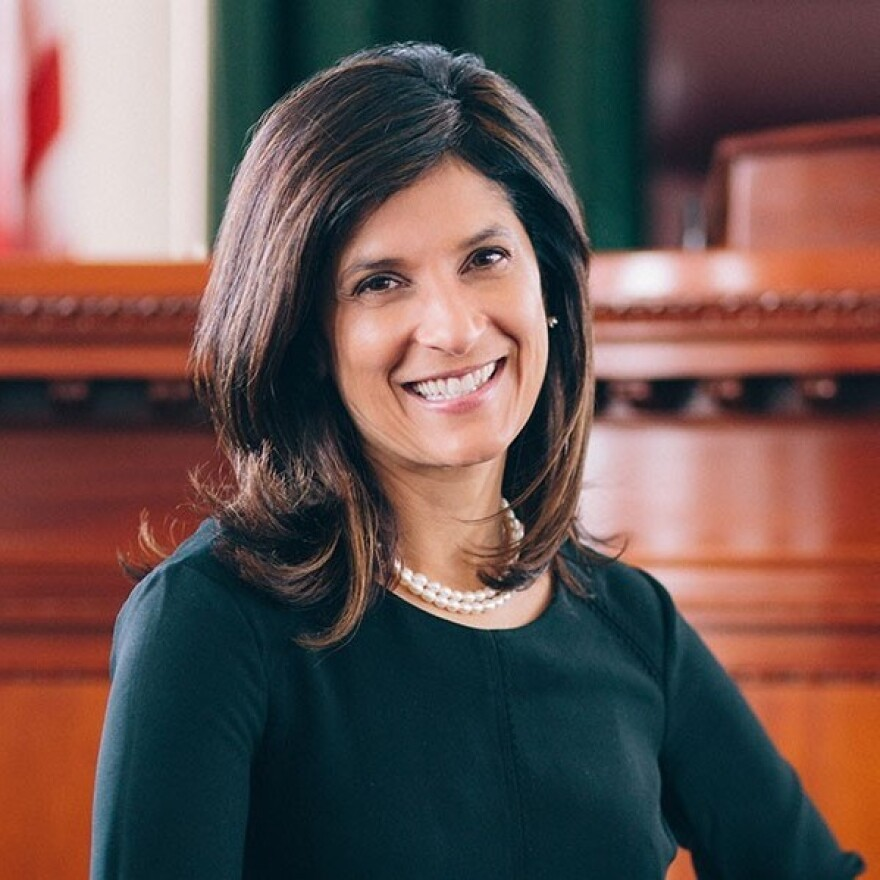 Maine House Speaker Sara Gideon, a Democrat, has been working with colleagues across the political spectrum to promote civility in Maine's legislature.