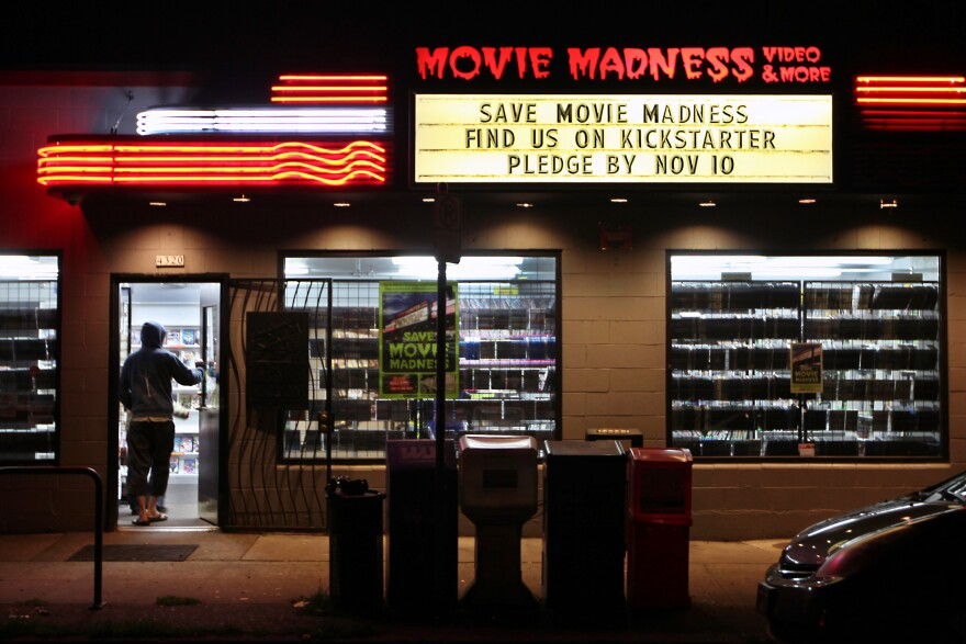 The Portland video store Movie Madness has drawn customers from all over the metro area for 27 years, but now its future depends on transforming into a nonprofit.