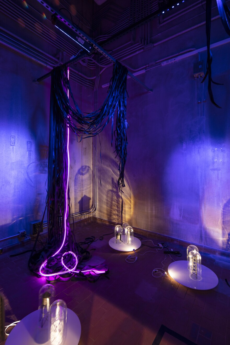 """Transmission Geist"" by Alice Pixley Young"