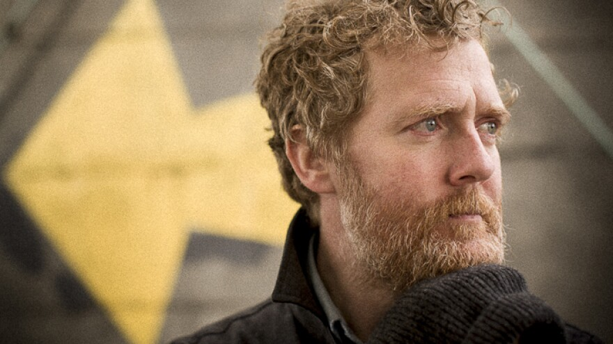 Glen Hansard's latest album is<em> Rhythm and Repose.</em>