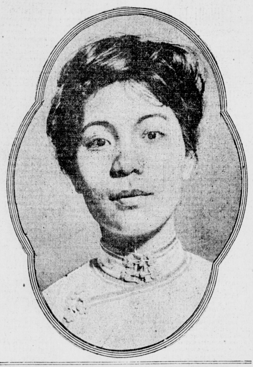 Mabel Ping-Hua Lee became a powerful voice in the suffrage movement starting as a teenager.