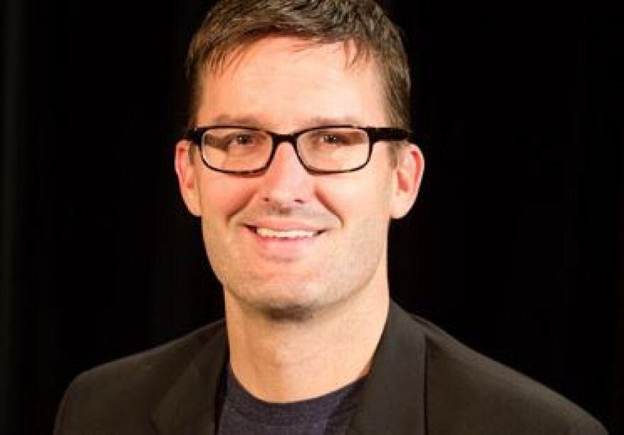 Matt Waite, founder of Drone Journalism Lab at University of Nebraska-Lincoln.