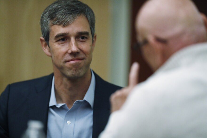 Beto O'Rourke said Tuesday his biggest political focus next year in Texas will be flipping the state House, offering the most detail yet on his 2020 plans since ending his presidential campaign last month.