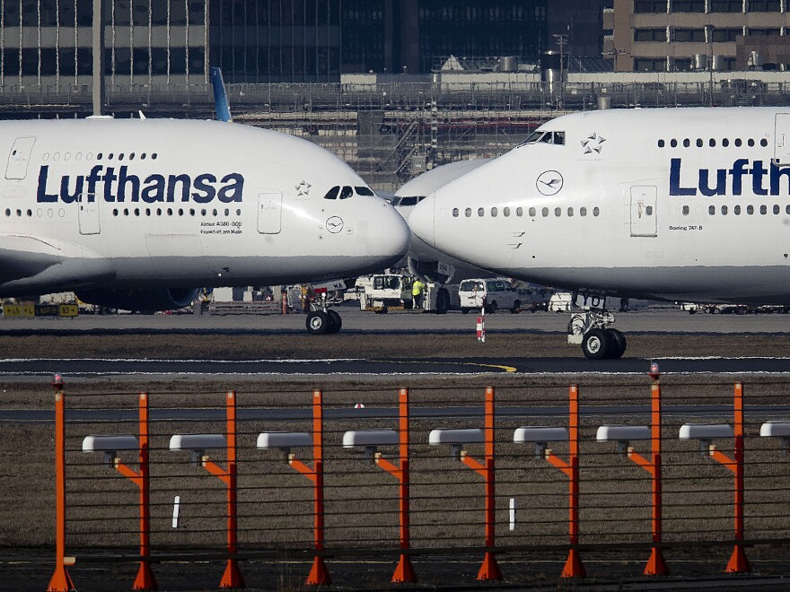 Hundreds of Lufthansa flights have been cancelled. There are reports that flight attendants' union has and company executives have agreed to preliminary talks this weekend to discuss issues including wages and working conditions.