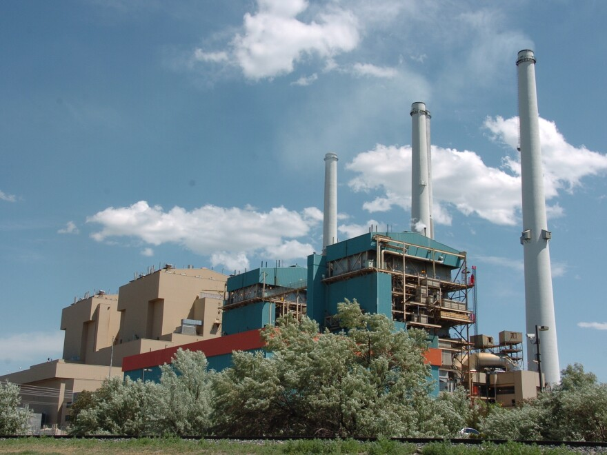 A coal-fired power plant in Colstrip, Mont. The Environmental Protection Agency wants U.S. power plants to cut carbon pollution by 30 percent.