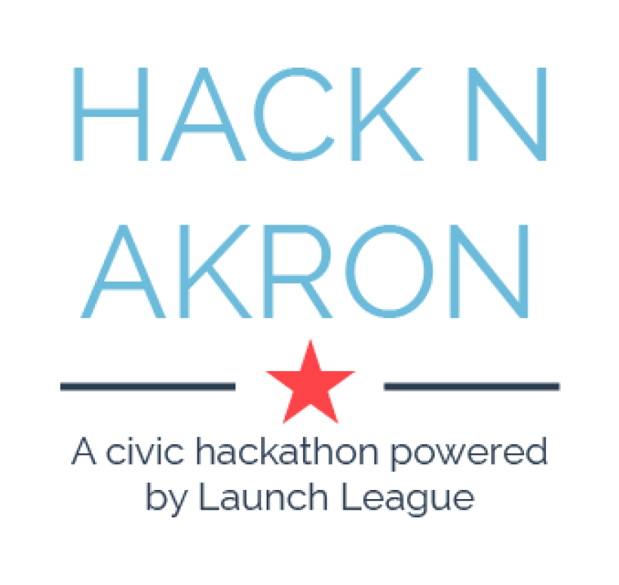 """Photo of logo for """"Hack N Akron"""""""