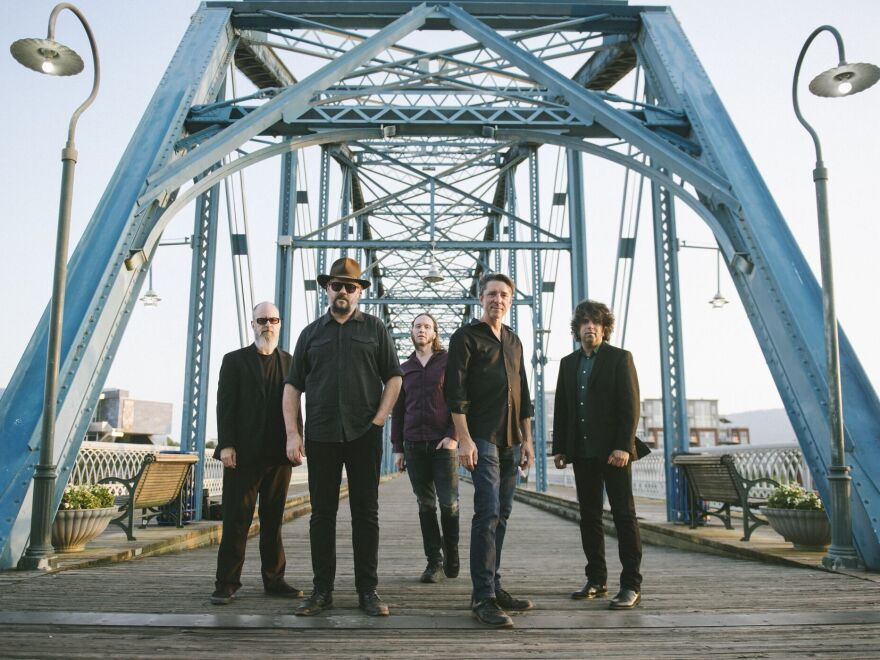 """The political becomes personal really quickly,"" Drive-By Truckers co-founder Patterson Hood says. <em>The </em><em>Unraveling</em> is out now."