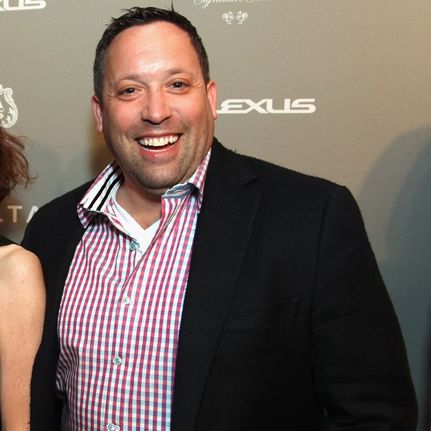 Chef Mike Isabella, who owns three restaurants in Washington, D.C., came up with the Fit for Hope weight loss challenge for his peers in the restaurant industry.