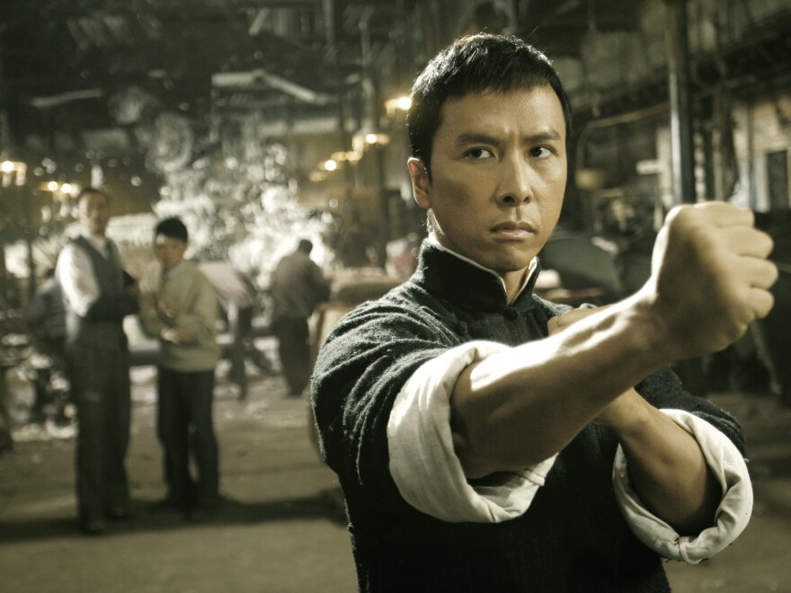 Donnie Yen played Ip Man in the 2008 film <em>Ip Man </em>and its 2010 sequel <em>Ip Man 2</em>.