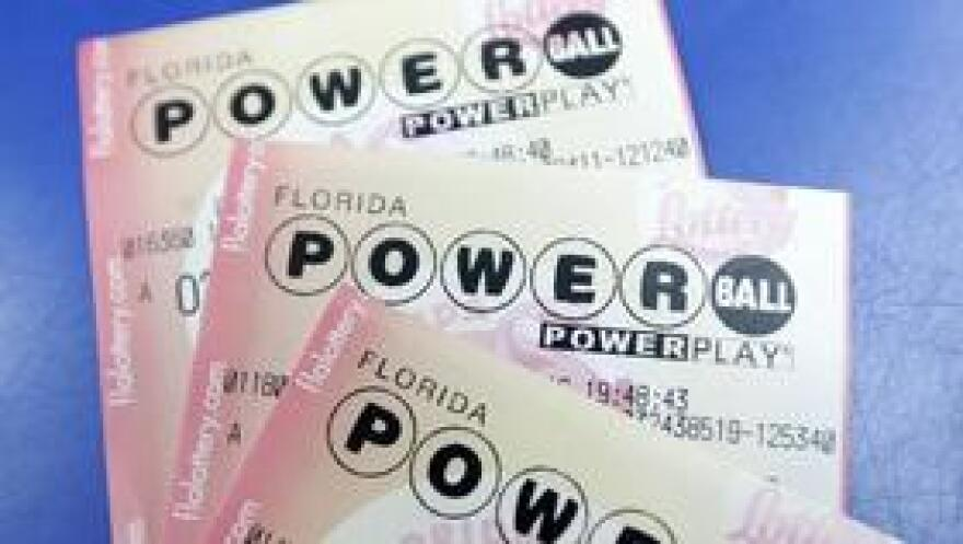 Lottery tickets would carry a warning label under a bill Rep. Jennifer Sullivan, R-Mt. Dora, passed this year. But Gov. Rick Scott vetoed it as an example of burdensome regulations.