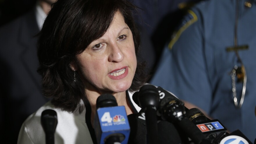 U.S. Attorney Carmen Ortiz said Friday that Dzhokhar Tsarnaev, suspected of carrying out a bombing attack on the Boston Marathon, will not be read his <em>Miranda</em> rights before he is questioned.