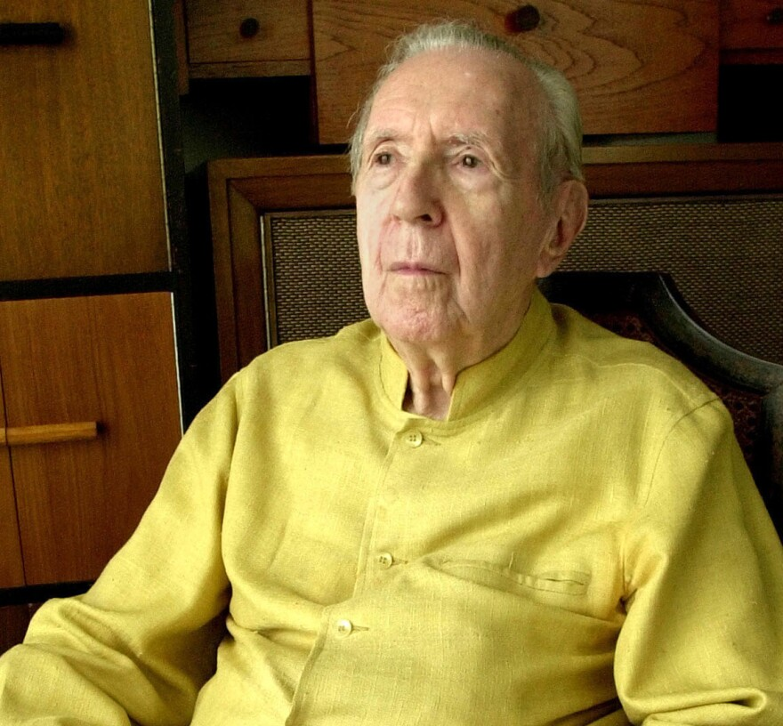 Pioneering cultural historian Jacques Barzun was the author of dozens of books and essays on everything from philosophy to music to baseball. He died Thursday in San Antonio at the age of 104.