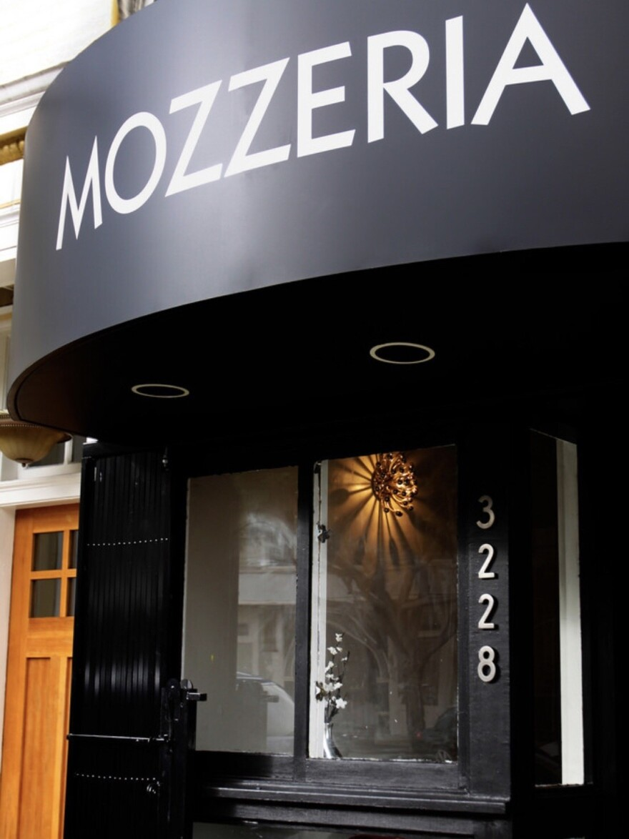 Not only does Mozzeria have a brick-and-mortar storefront, food truck and catering business, it was recently selected as the first business partner of the Communication Service for the Deaf.