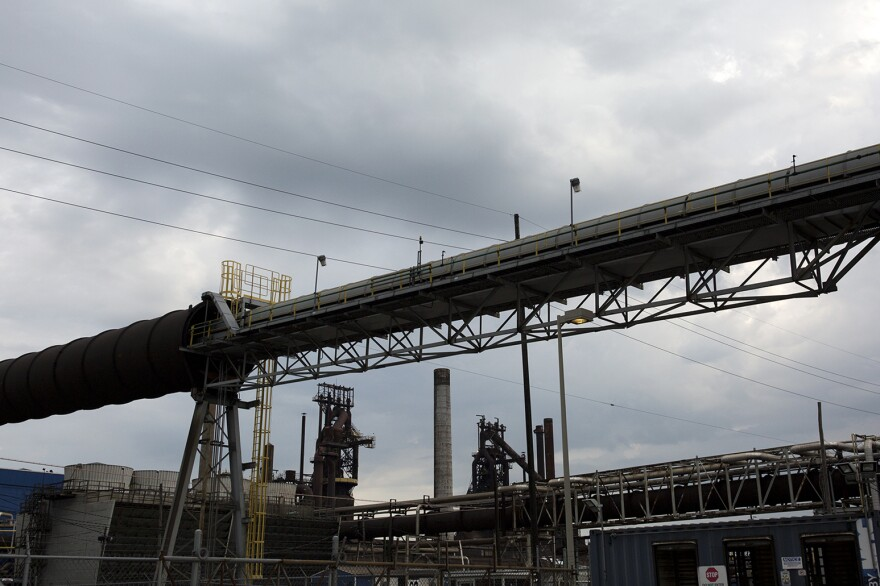 A blast furnace that was idled in December 2015 is set to be fired up this month. June 2018