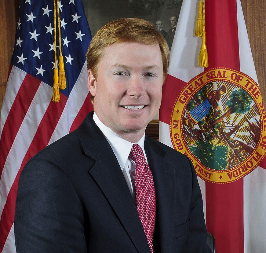Agriculture Commissioner Adam Putnam.
