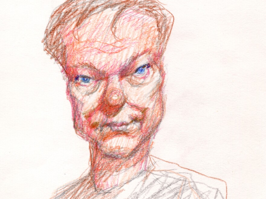 Bill Plympton is the first person to draw a feature-length film entirely by hand; he's been nominated for two animation Oscars and has made 10 feature films since 1991.