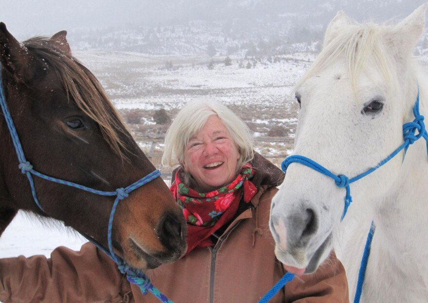 Celeste Havener lives with her husband Gary about 40 miles outside of Laramie, Wyo. When she recently fell off her horse and hurt her knee, she postponed seeing a doctor until the injury wasn't getting better.