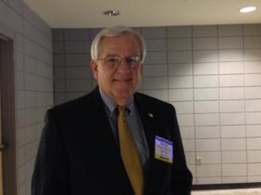 State Sen. Eddie Joe Williams (R-Cabot). 2016 file photo.