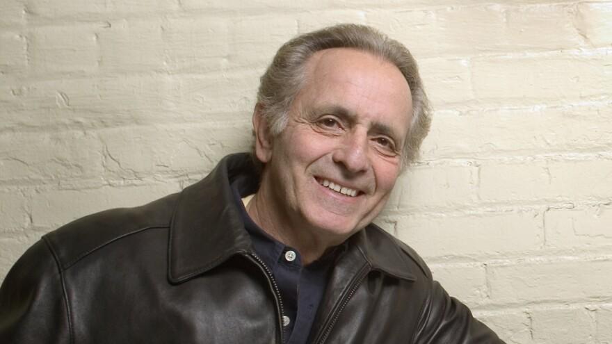 Playwright Mark Medoff author of <em>Children of a Lesser God</em>, in New York in April 2004.