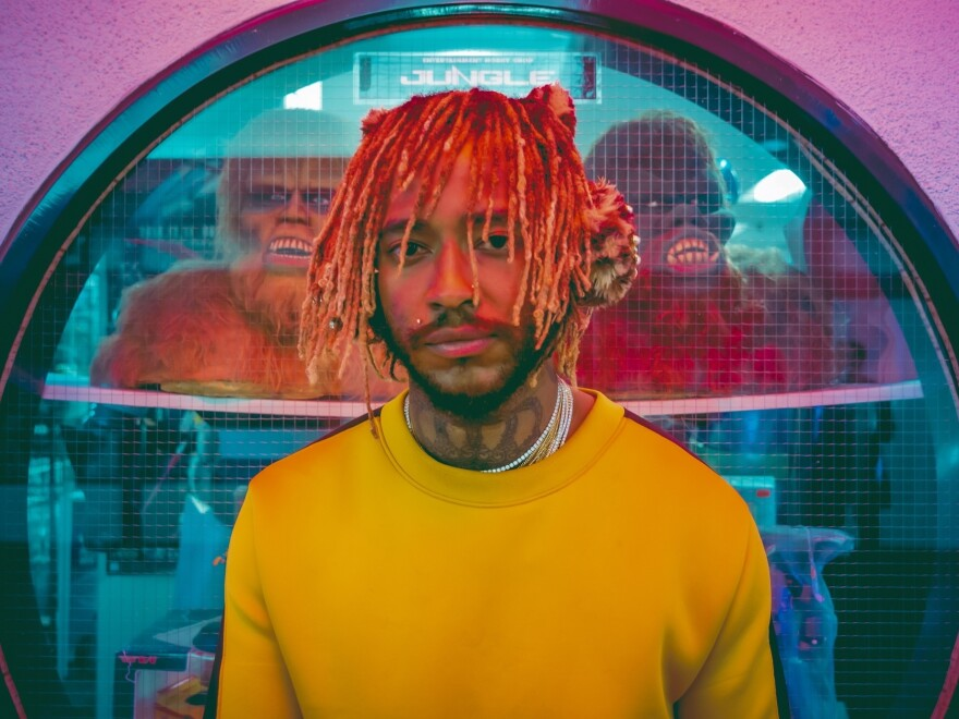 Thundercat's new album <em>It Is What It Is</em> is full of references to his late friend Mac Miller.
