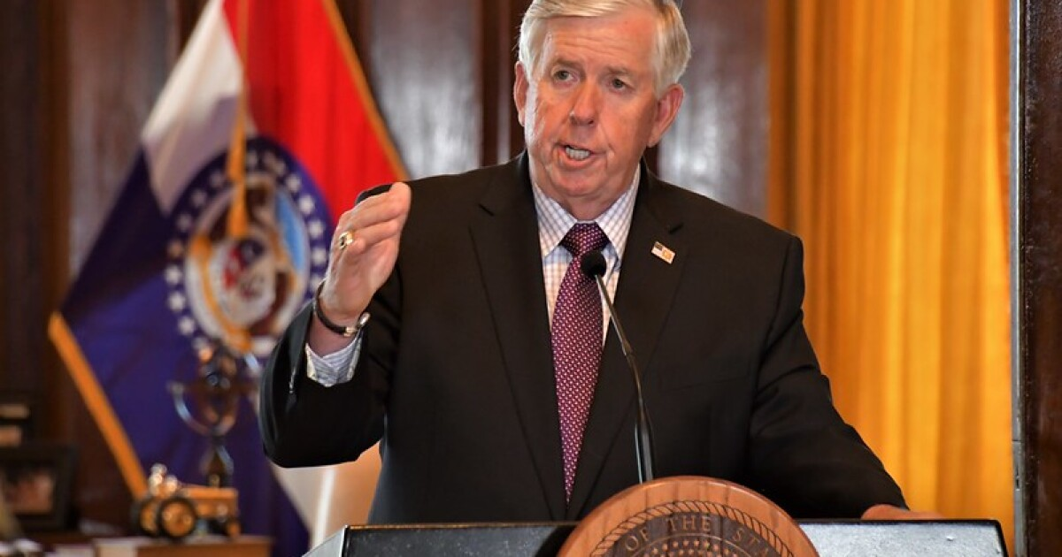 Mike Parson Joins Legal Effort To Convince Supreme Court To Overturn Roe v. Wade