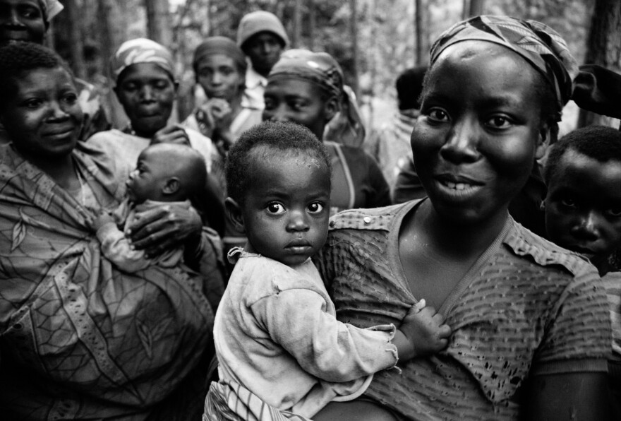 Even in a country with devastating political strife, Burundians can still find reason to smile.