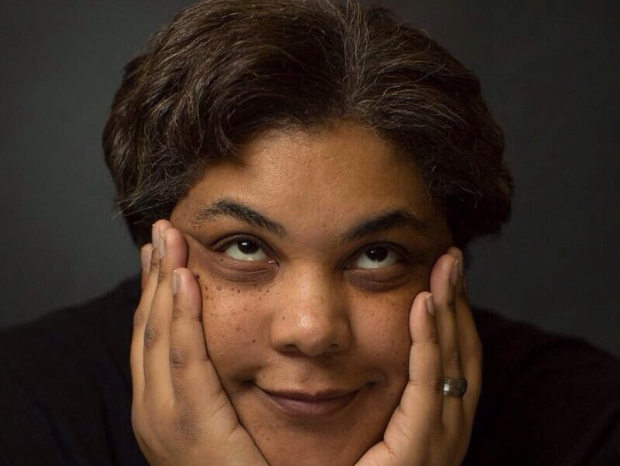 Roxane Gay is an author who examines race, culture and gender.