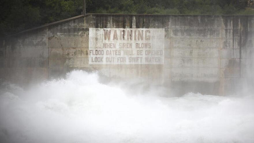 Flooding in Austin, Texas, has washed untold volumes of soil and silt into the river system, says Austin Water Director Greg Meszaros.
