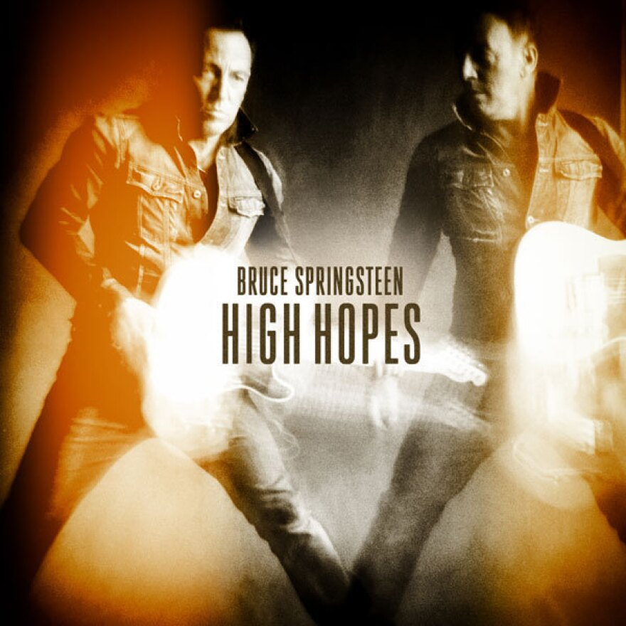 The cover of High Hopes.