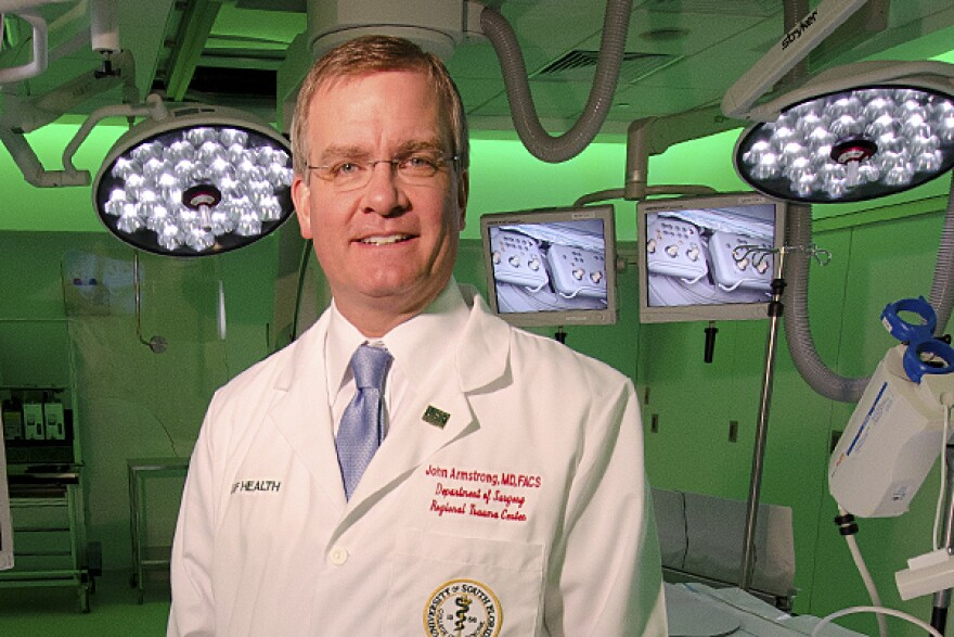 Dr. John Armstrong, FL Surgeon General