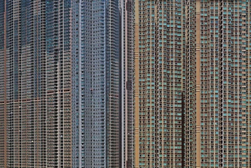 """""""Architecture of Density, a57"""" by Michael Wolf"""