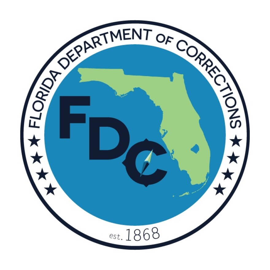The new logo of the Florida Department of Corrections