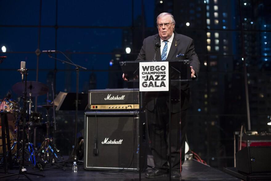 Bob Porter Champions of Jazz Gala