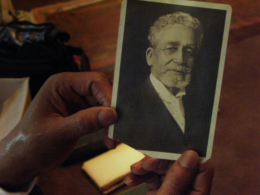Three years ago, Rufus McDonald found historic documents in an abandoned house and took them to a rare-books dealer. The papers and books belonged to Richard T. Greener, a 19th century intellectual who was the first African-American to graduate from Harvard University.