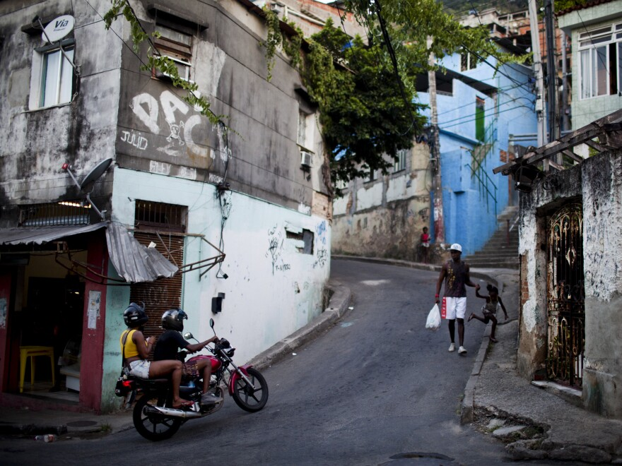 Samba schools emerged in poor, marginal communities, mostly in the <em>favelas</em>, or shantytowns, like Salgueiro in Rio de Janeiro. Samba schools — and Carnival — have grown to be multimillion-dollar ventures with links to the criminal world.