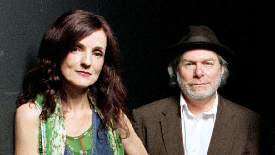 Patty Griffin and Buddy Miller recently performed on <em>World Cafe</em>.