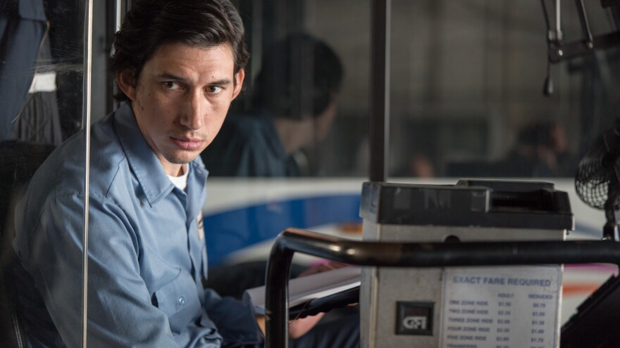 """In <em>Paterson</em>, Adam Driver's character does the same thing every day. """"Routine is very liberating and nurturing for him,"""" says director Jim Jarmusch."""