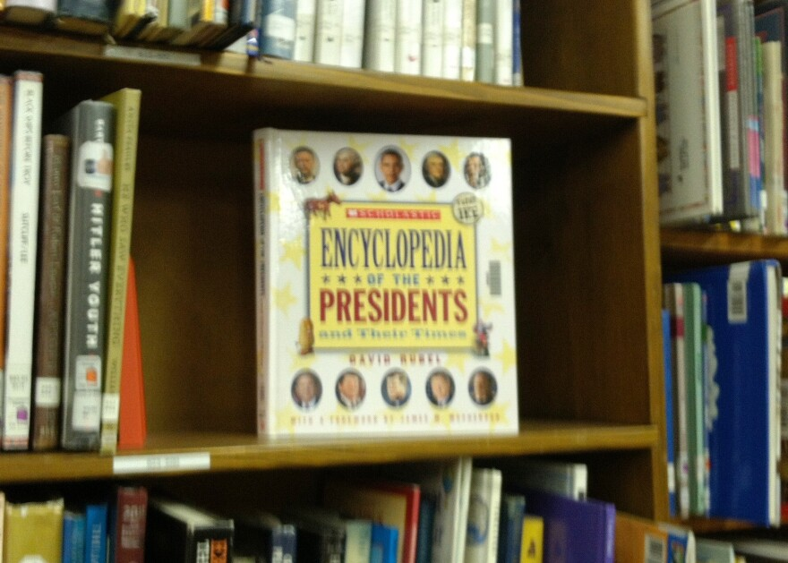 encyclopedia of the presidents and their times.jpg