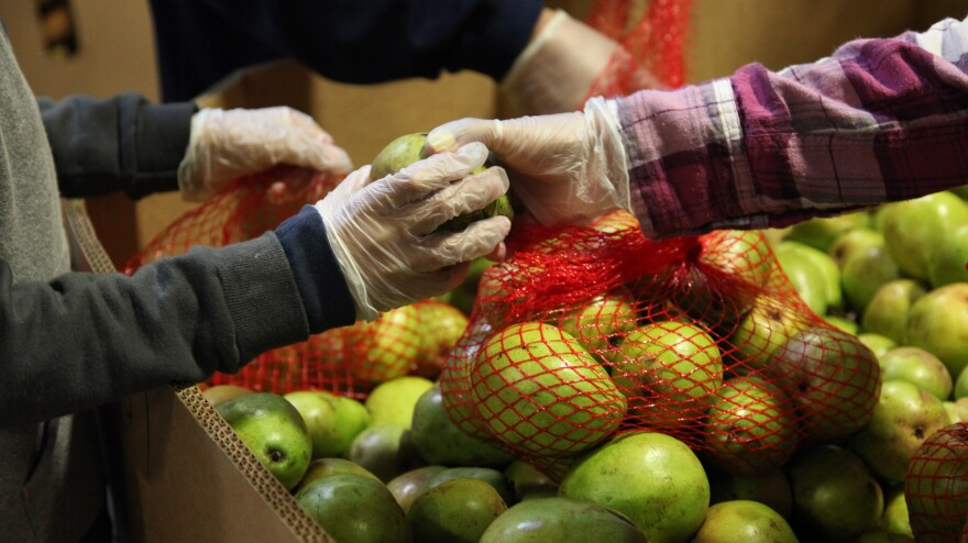 The farm bill proposes a $1 billion cut to food stamps, which would affect nearly 850,000 struggling families who already depend on food banks like the Alameda County Community Food Bank in Oakland, Calif.