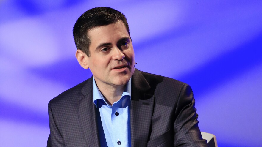 """Russell Moore, president of the Southern Baptist Convention's Ethics and Religious Liberty Commission, said Donald Trump's """"reckless, demagogic rhetoric"""" was an affront to religious freedom."""