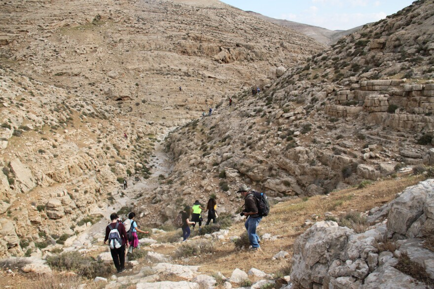 Today, there are scores of grassroots Palestinian hiking clubs.