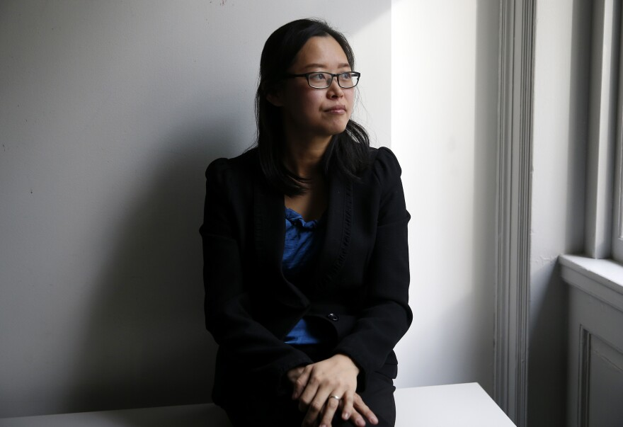 """Tereza Lee is the original """"Dreamer"""" whose case inspired the first attempt in 2001 to protect undocumented immigrants brought to the United States as minors."""