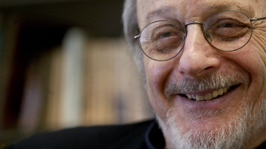 """The way E.L. Doctorow told it, the phrase """"historical novel"""" is something of a misnomer when it comes to his writing. """"I think really of myself as a national novelist; I am an American novelist writing about my country."""""""