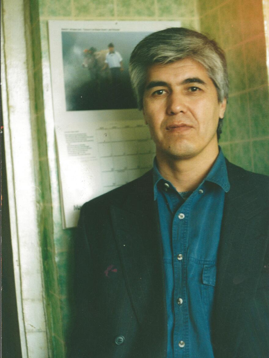 Editor Muhammad Bekjanov has been in an Uzbekistan prison since 1999, according to Human Rights Watch.