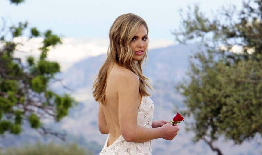 "On <em>The Bachelorette</em>, Hannah Brown — a Miss Alabama USA winner from Tuscaloosa — recently sparked a conversation about sex and morality. ""I can't decide if I'm glad it was me or not that started the conversation — but I'm in it now,"" she says."